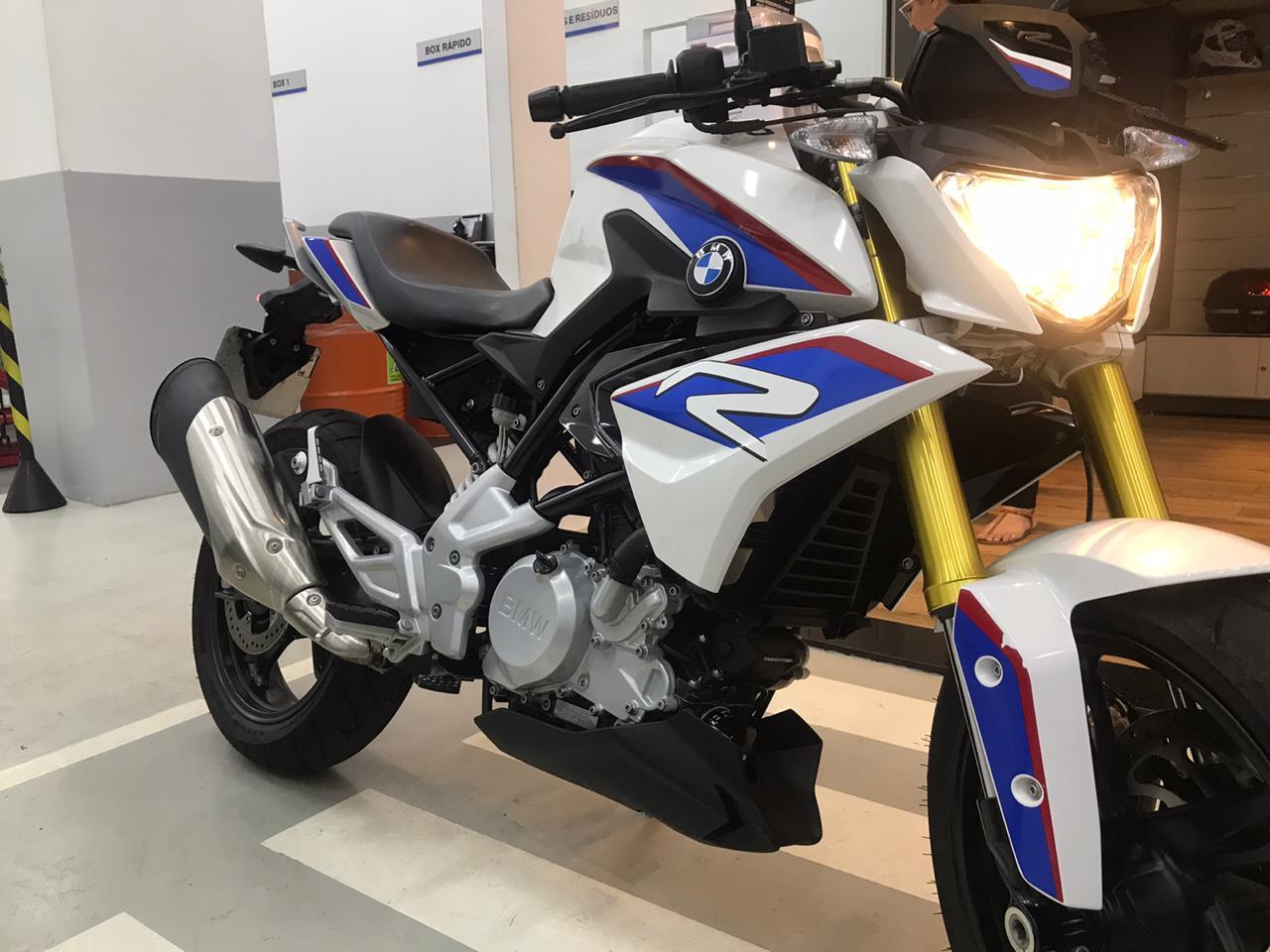BMW 310 R 2018